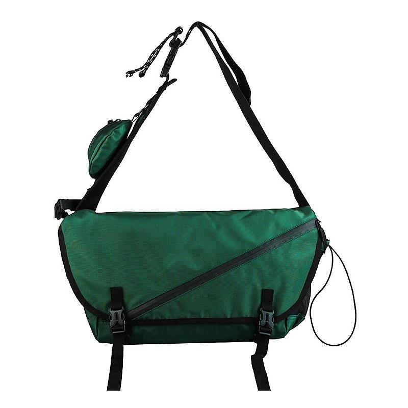 New Fashion Shoulder Bag trend student messenger bag large capacity leisure Oxford cloth postman bag