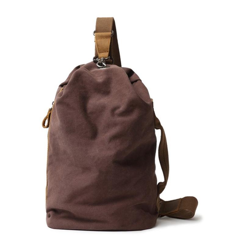 Fashionable portable crossbody bag