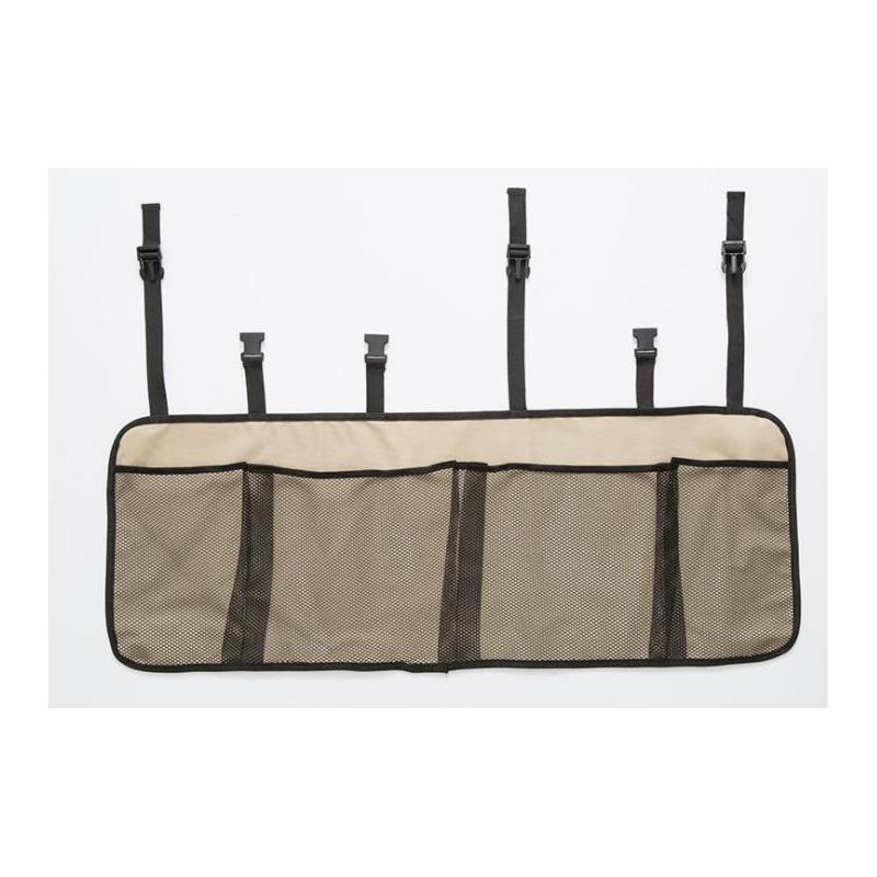 Car trunk storage bag multi-function vehicle seat back storage bag